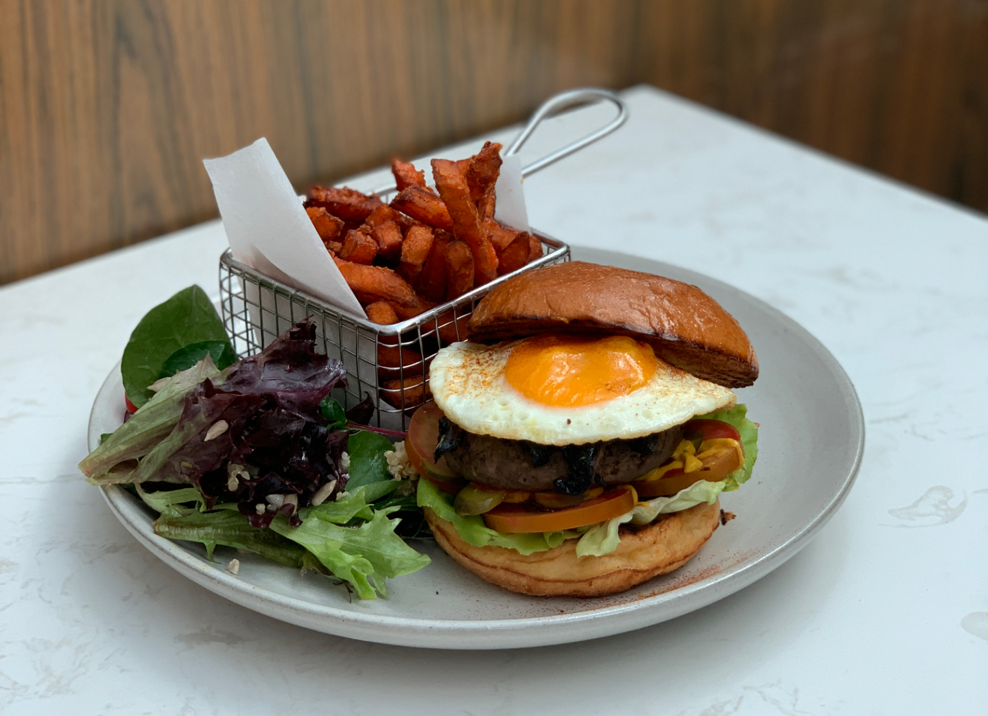 Take Five With A Burger Party Epicure Magazine