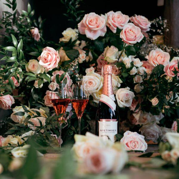 Nyetimber 1086 Prestige Cuvée Rose 2010