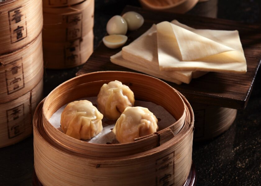 Shang Palace Steamed Siew Mai