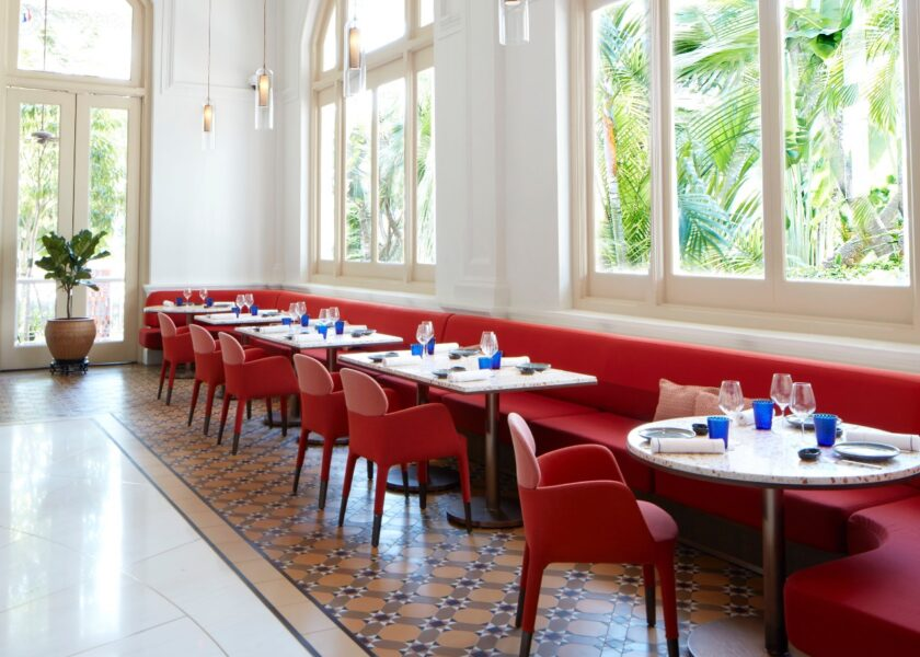 Osteria BBR by Alain Ducasse