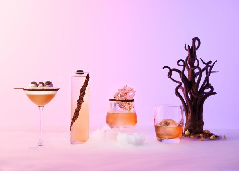 WOOBAR x Fossa cocktails