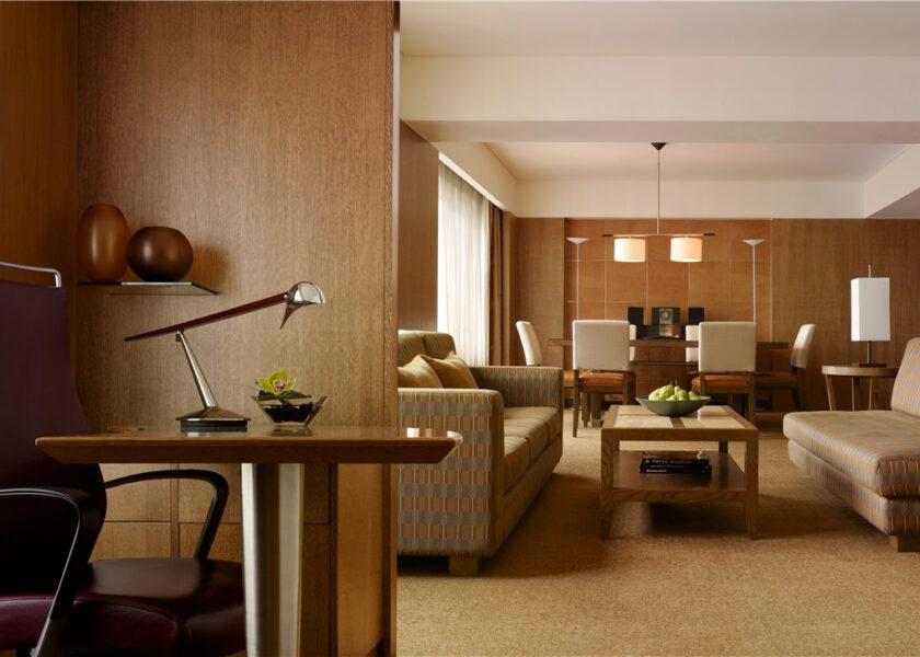 Grand Hyatt Corporate Suite